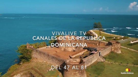 Rep. Dominicana Musica Voz y letreros
