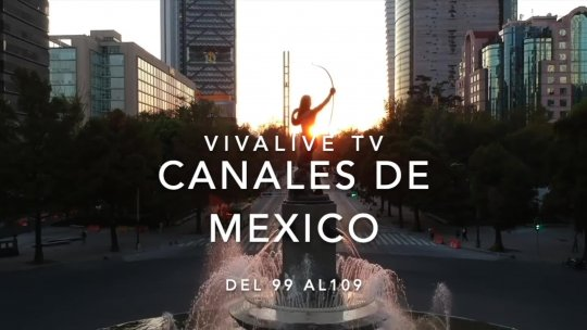 Mexico Ads with Music, Voice and Letters