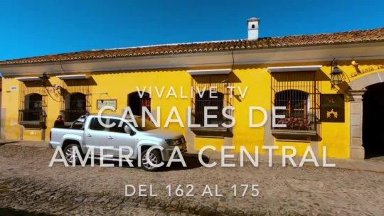 Central America Musica y Letreros (No hay Voz