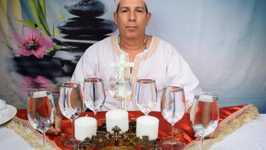 OBRA ESPIRITUAL CON COCO PARA LA SALUD