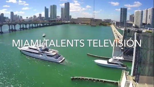miami talents television