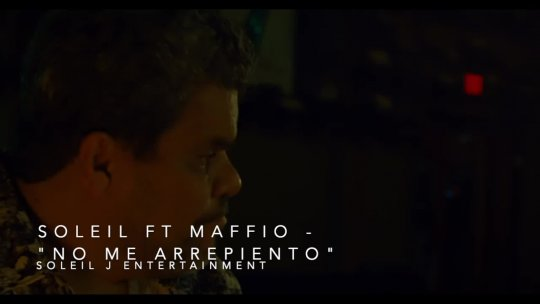 S1 17  Soleil Ft. Maffio  No Me Arrepiento CT