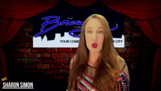 Broadway Comedy Club Virtual Show Episode 1