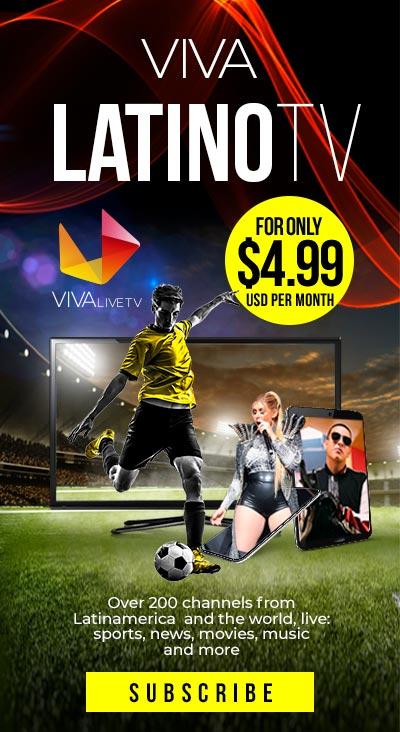 Viva Live Latino Package